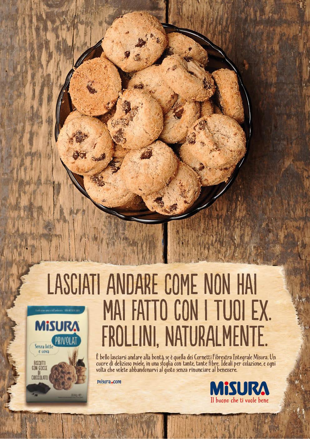 Misura biscotti