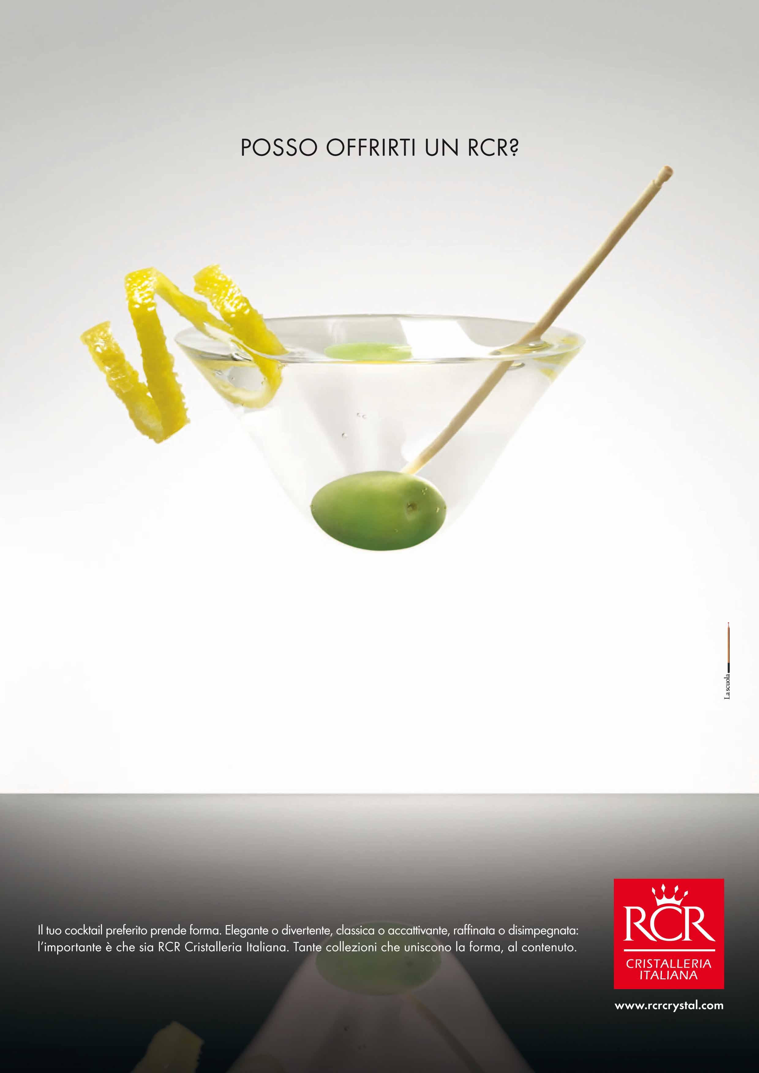 RCR Martini