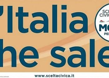scelta civical'italia che sale