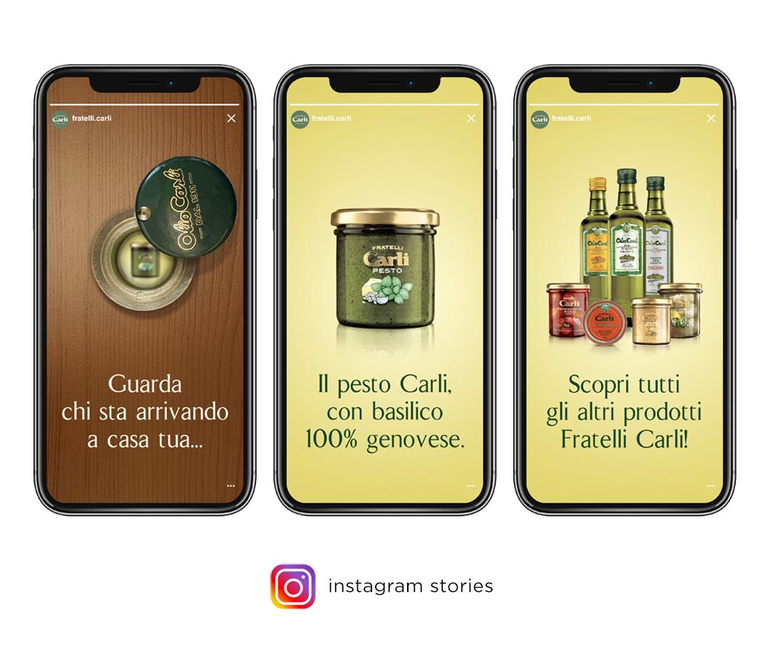 Insta Stories Carli 2